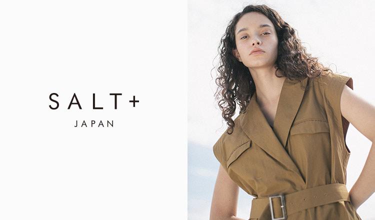 SALT+JAPAN -Early Fall All 80%OFF-
