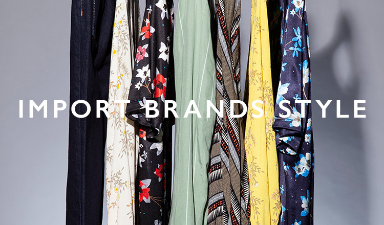 IMPORT BRANDS STYLE