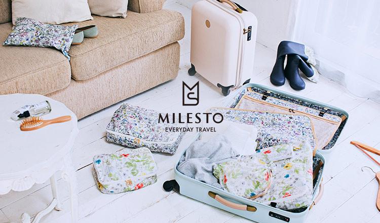 MILESTO  travel goods