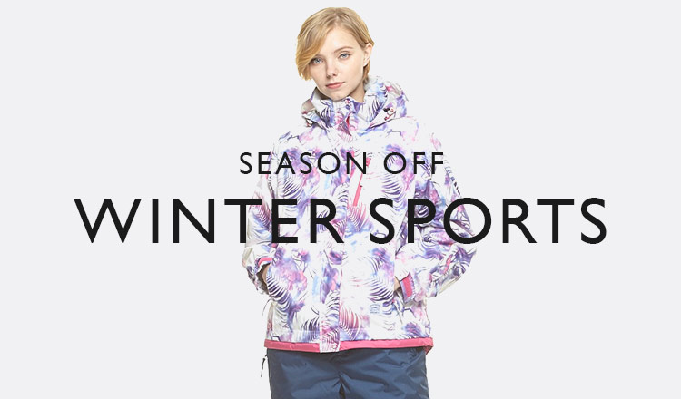SEASON OFF -WINTER SPORT-