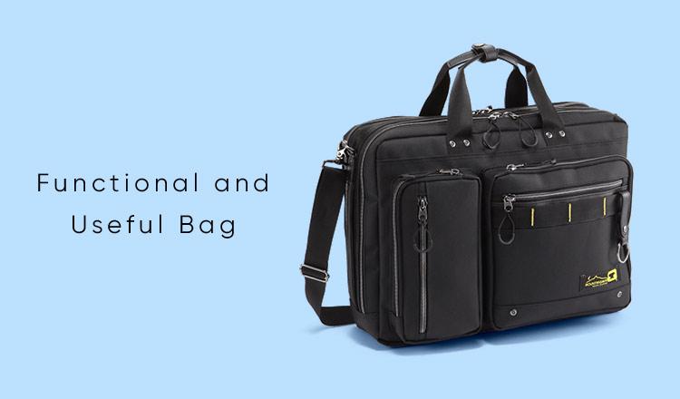 Functional and Useful Bag