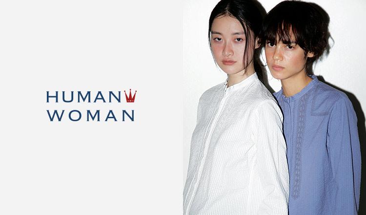 HUMAN WOMAN - MORE SALE-