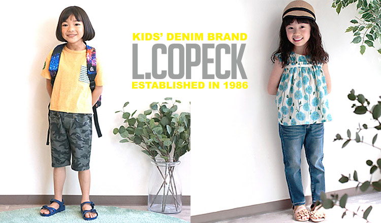 KID'S DENIM BRAND L.COPECK