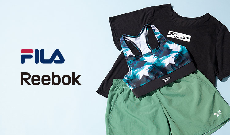 FILA/REEBOK/BENETTON SWIMWEAR WOMEN