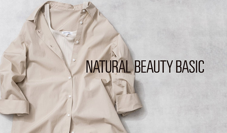 NATURAL BEAUTY BASIC - MORE SALE -