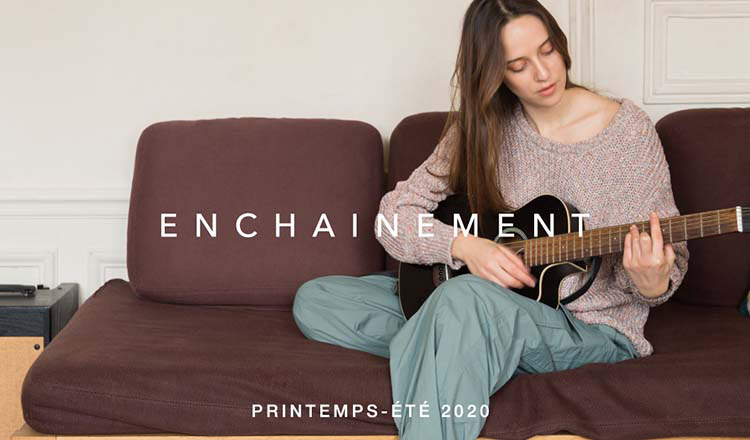 ENCHAINEMENT - MORE SALE -