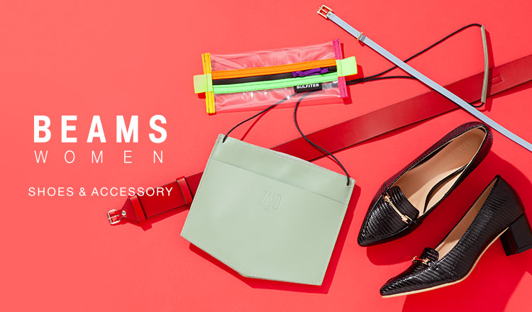 BEAMS FINAL SALE WOMEN -SHOES & ACCESSORY-
