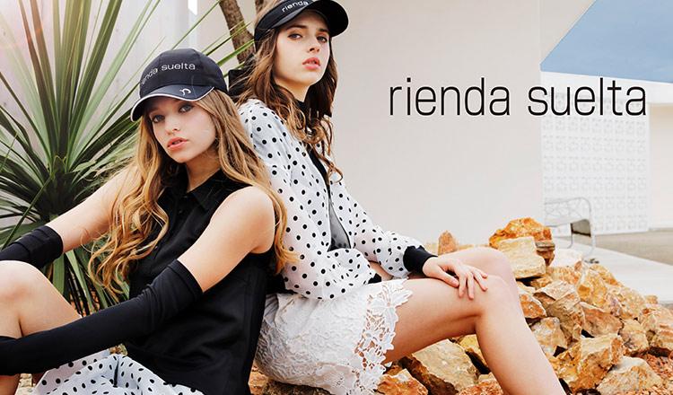 RIENDA SUELTA GOLF