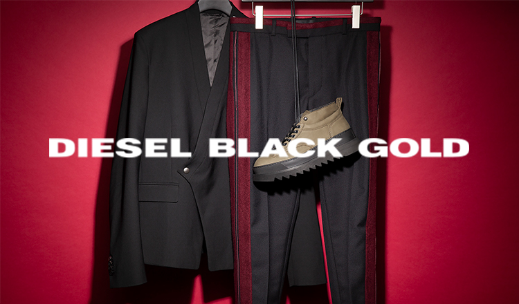 DIESEL BLACK GOLD MEN