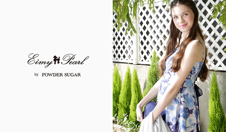 Eimy Pearl by POWDER SUGAR -max 85%OFF-