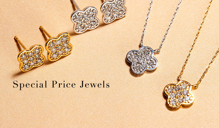 Special Price Jewels(PREMIUM JEWELRY SELECTION)