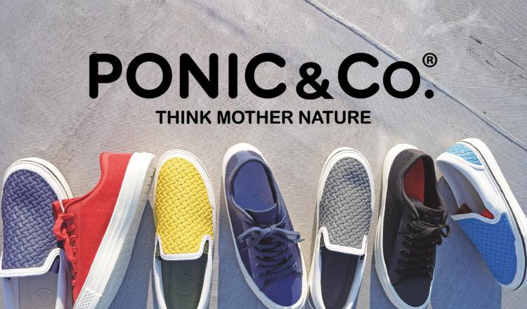 PONIC & CO.(ポニックアンドコー)
