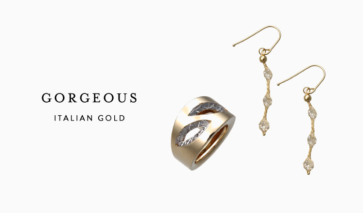 GORGEOUS ITALIAN GOLD SELECTION(PREMIUM JEWELRY SELECTION)
