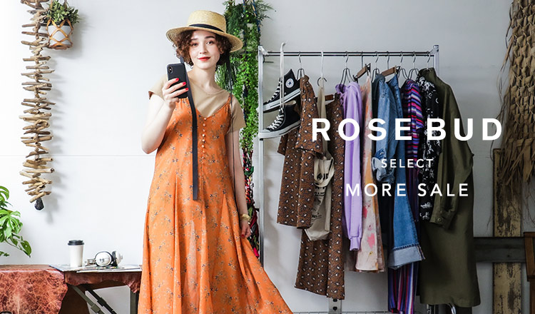 ROSE BUD SELECT - MORE SALE -