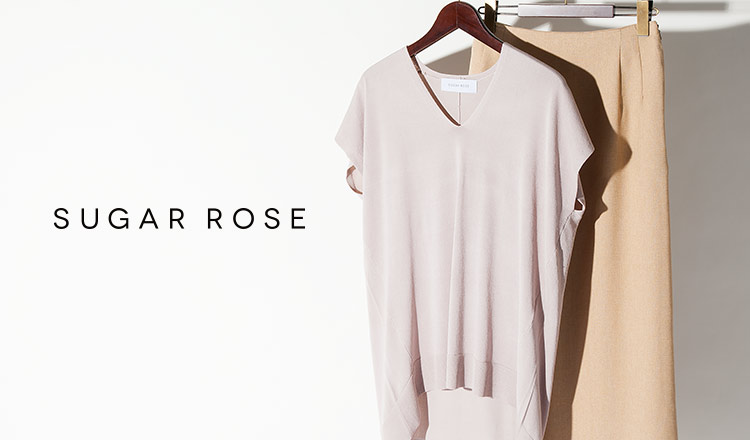 SUGAR ROSE  -ALL 70%OFF-