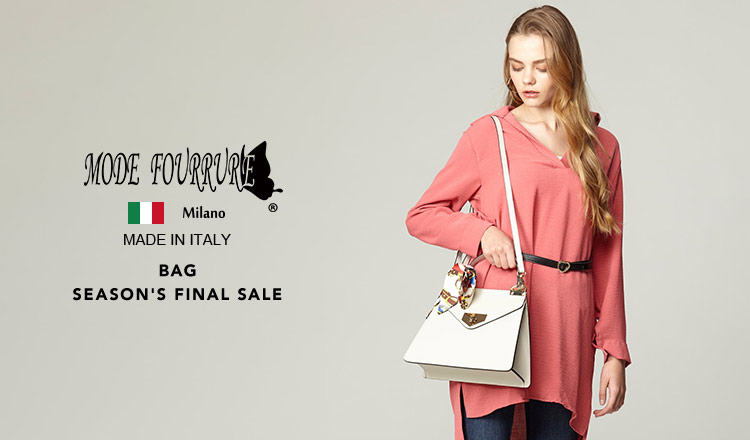 MODE FOURRURE BAG Season's Final Sale