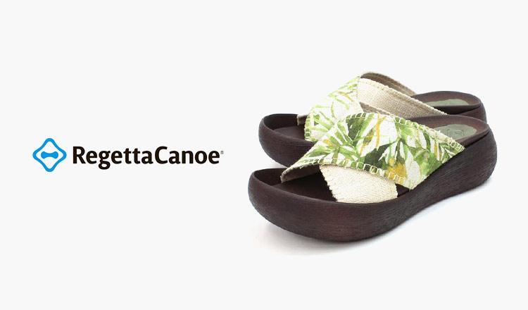 REGETTA CANOE WOMEN -疲れにくい優しい履き心地-