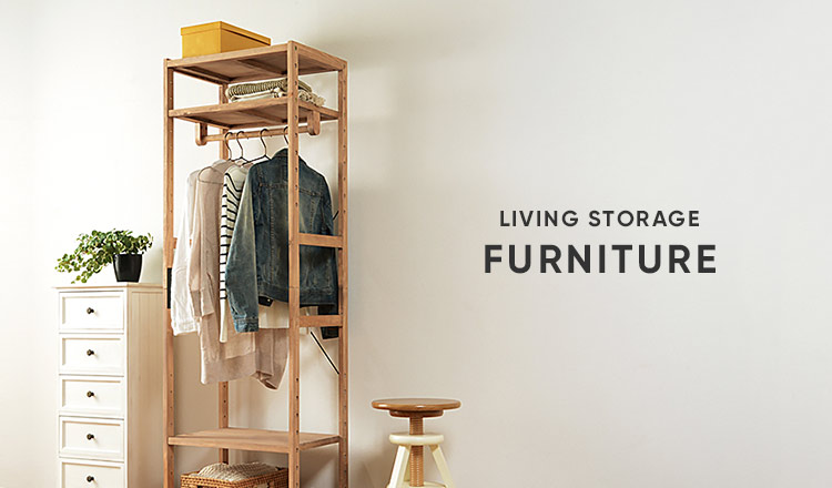 LIVING STORAGE FURNITURE