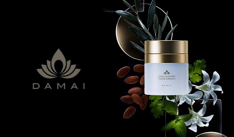 DAMAI-世界最高峰アワード受賞の温活スパプロダクト-