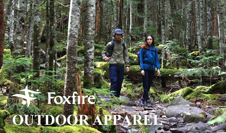 FOXFIRE MEN -Functinal Material Clothing-