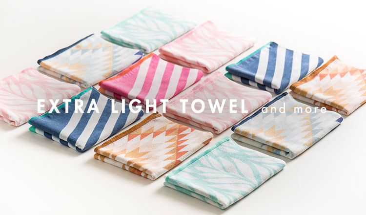 EXTRA LIGHT TOWEL and more