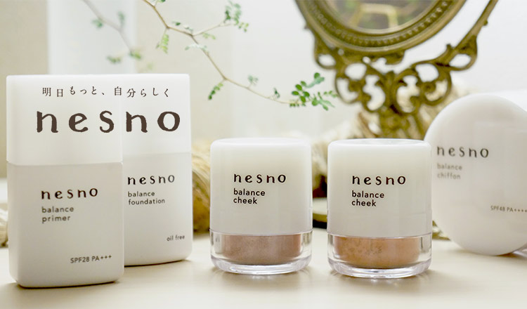 nesno-mineral balance water-