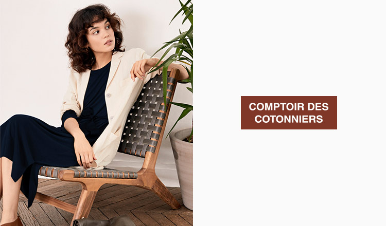 COMPTOIR DES COTONNIERS -Over 80% Off-