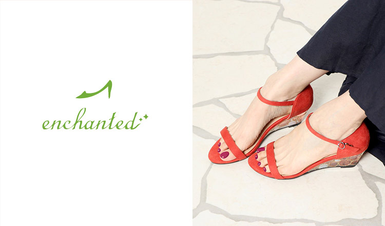 ENCHANTED  -ALL 70% OFF OVER-