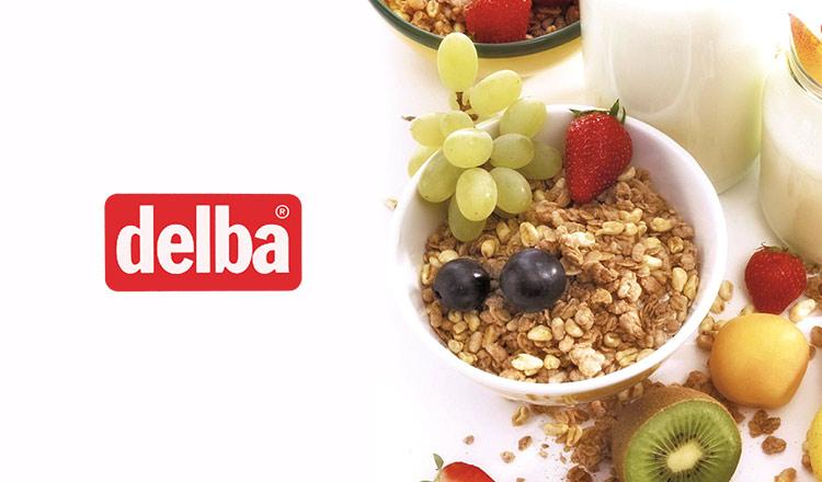 delba -朝食に食べたいミューズリー / ジャーマンブレッド-