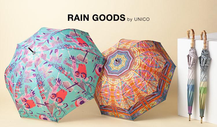 RAIN GOODS by UNICO