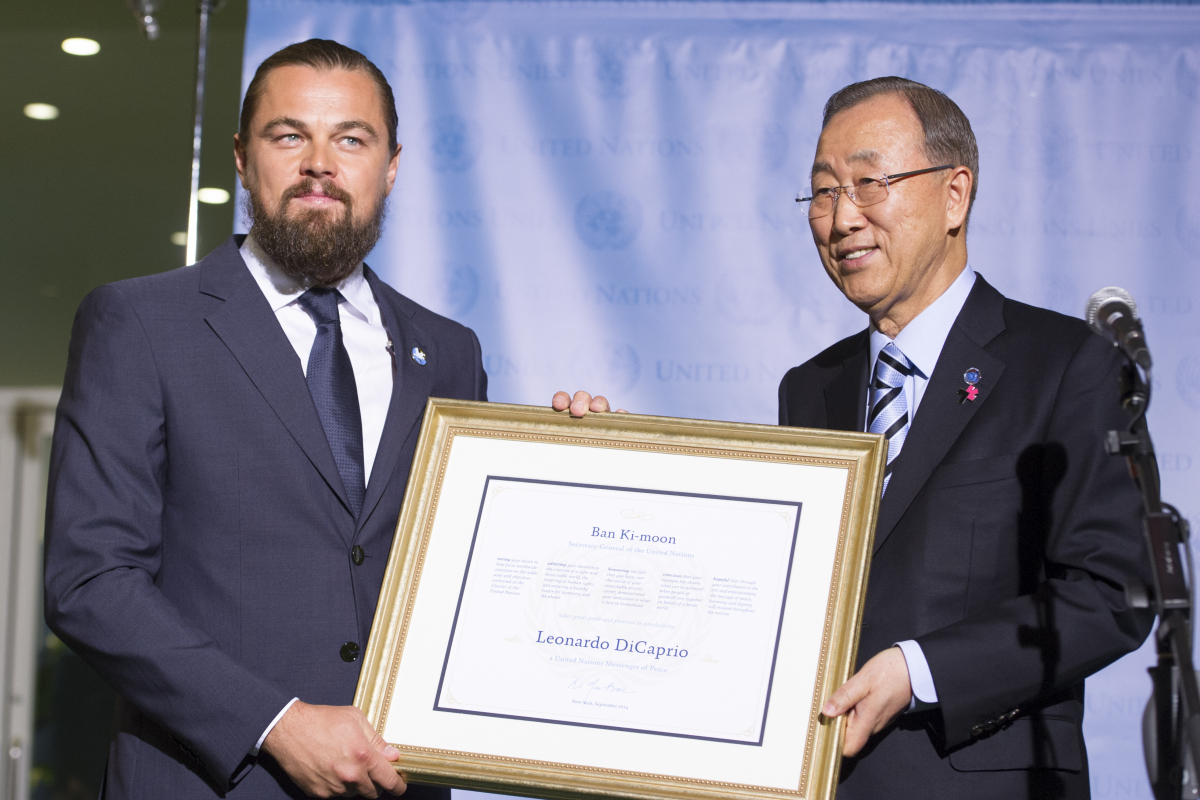 Photo:United Nations/Crystal Pictures/アフロ