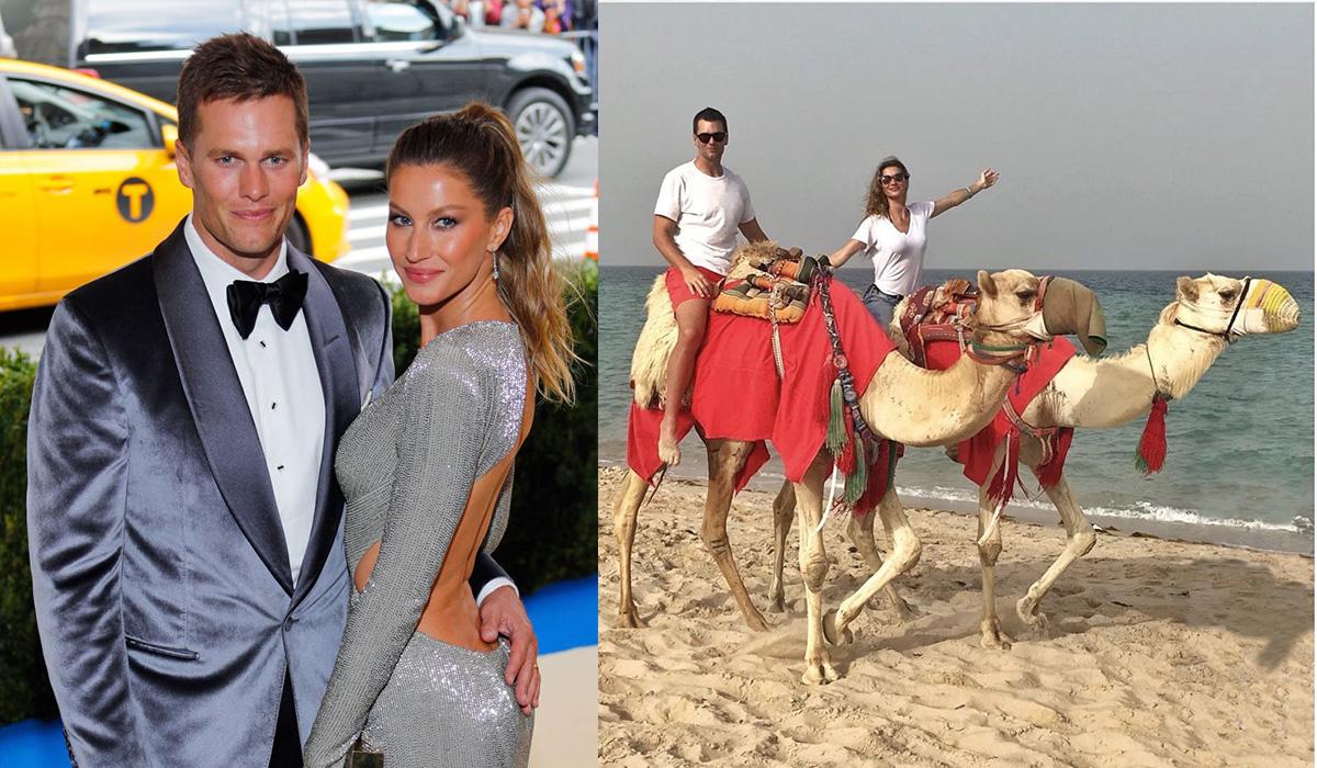 (左)Photo:Getty Images、(右)Photo:instagram(@gisele)